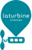 Logo turbine science alpha